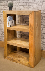 MANT-010 OPEN CUBE BOOKCASE